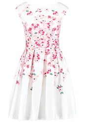 Closet Summer Dress Pink Multicoloured