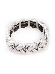 Philippe Audibert Braided Bracelet Metallic