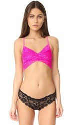Honeydew Intimates Rosie Lace Bralette Berry Swirl