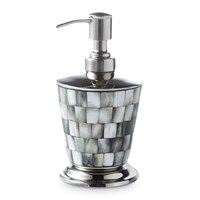 Julia Knight Classic Soap Dispenser Tahitian Pearl
