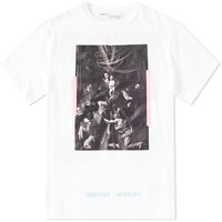 Off White Caravaggio Tee White