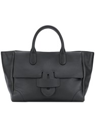 Tila March Zelig Shopper Tote Black