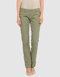 Prps Casual Pants Military Green