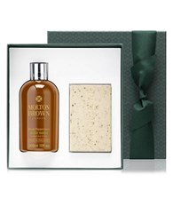 Molton Brown Re Charge Black Pepper Essentials Gift Set 10 Oz.