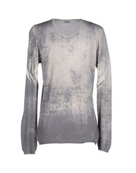 Imperial Star Imperial Knitwear Jumpers Men Light Grey