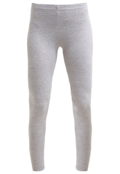 American Apparel Leggings Heather Grey Light Grey