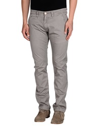 Sun 68 Casual Pants Grey
