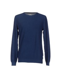 Massimo Rebecchi Knitwear Jumpers Men Blue