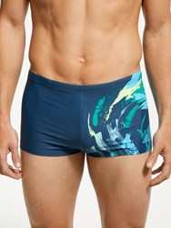 Adidas Parley Commit Swim Boxer Shorts Legend Ink