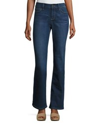 Nydj Barbara Boot Cut Denim Jeans Blue