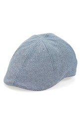 Goorin Bros. Men's Brothers Mr. Bang Driver's Hat Blue