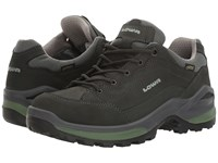 Lowa Renegade Gtx Lo Graphite Jade Women's Shoes Black