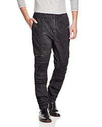 Prps Goods And Co. Moto Cargo Pants Black