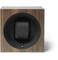 Linley Henley Walnut Wood Watch Winder Brown
