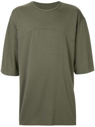 Zambesi Union T Shirt Green