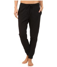Hard Tail Casual Trousers Black Women's Workout