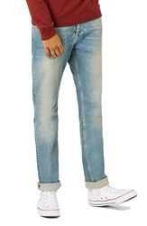 Topman Men's Freeway Slim Fit Jeans