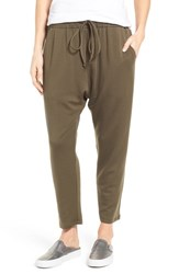 Eileen Fisher Women's Stretch Tencel Fleece Pants Surplus
