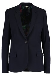 Paul Smith Ps By Blazer Navy Dark Blue