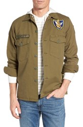 Schott Nyc Men's Flying Tenth Fatigue Shirt
