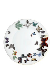 Christian Lacroix Butterfly Parade Set Of 4 Dinner Plates