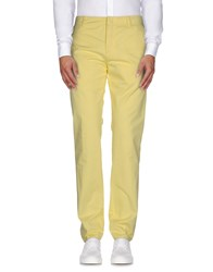 Balenciaga Trousers Casual Trousers Men Yellow