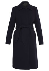 Filippa K Iza Classic Coat Navy Dark Blue