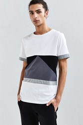 Native Youth Hydrosphere Tee White