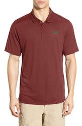 The North Face Men's 'Crag' Flashdry Tm Polo