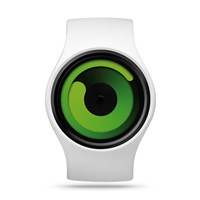Ziiiro Gravity Watch Snow Green