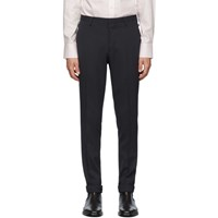 Tiger Of Sweden Navy Tretton Trousers