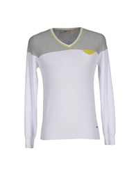 Liu Jo Jeans Knitwear Jumpers Men White
