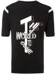 Ktz The World T Shirt Black