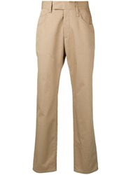 Marni Tailored Trousers Neutrals