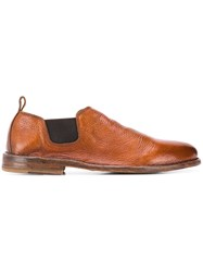 Moma Classic Loafers Brown