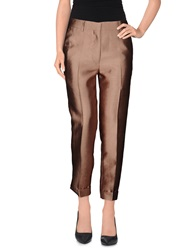 Haider Ackermann Casual Pants Copper