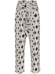 Figue Portia Printed Trousers 60