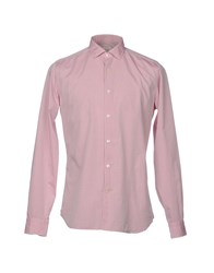 Caliban Shirts Pink