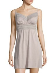 Saks Fifth Avenue Lori Solid Chemise Shadow