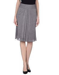 Ermanno Scervino Scervino Street Skirts Knee Length Skirts Women Lead