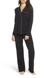 Naked Women's Modal Pajamas Black