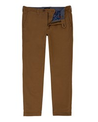 Ted Baker Men's Canny Classic Fit Chinos Brown