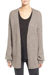 Women's Volcom 'Mellow Bellow' Open Cardigan