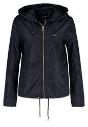 New Look Able Summer Jacket Mid Blue