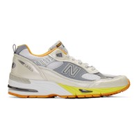 Aries Grey New Balance Edition M991 Arise Sneakers