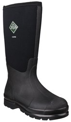 Muck Boot Chore Classic High Wellington Boots Black