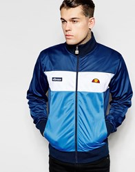 Ellesse Track Jacket Dress Blue