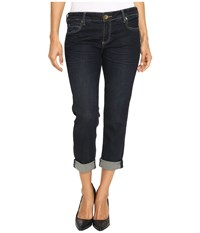 Kut From The Kloth Petite Catherine Boyfriend Jeans In Limitless Limitless Women's Jeans Black