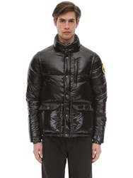 Ciesse Piumini Dakota Nylon Down Jacket Asphalt