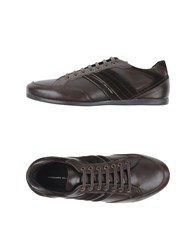 Alessandro Dell'acqua Footwear Lace Up Shoes Men Dark Brown